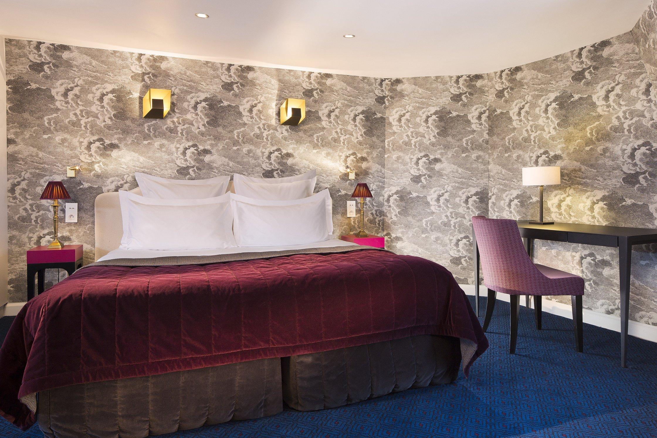 Les chambres h tel bourgogne montana - Chambre d hote paris 7eme arrondissement ...